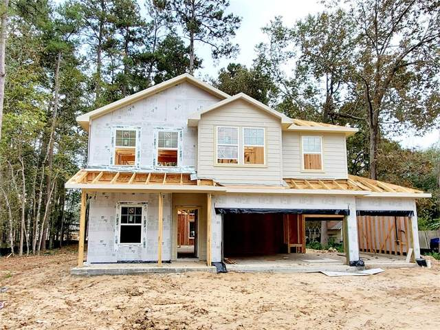2626 Constantine Drive, Roman Forest, TX 77357 (MLS #56400588) :: My BCS Home Real Estate Group