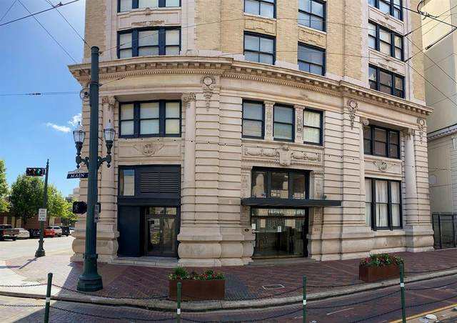 201 Main Street 8F, Houston, TX 77002 (MLS #56454916) :: The SOLD by George Team