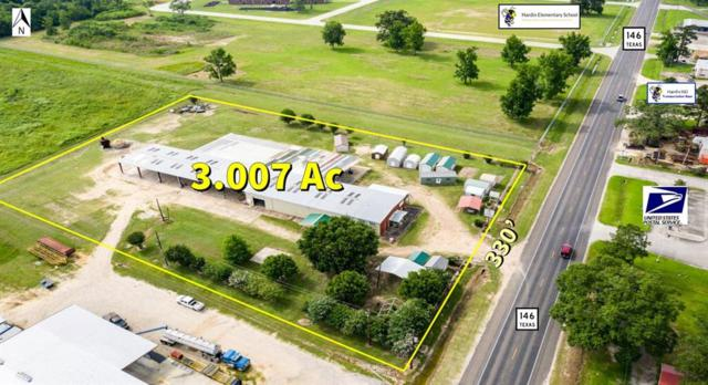 11147 Highway 146 N, Hardin, TX 77575 (MLS #5660516) :: Texas Home Shop Realty