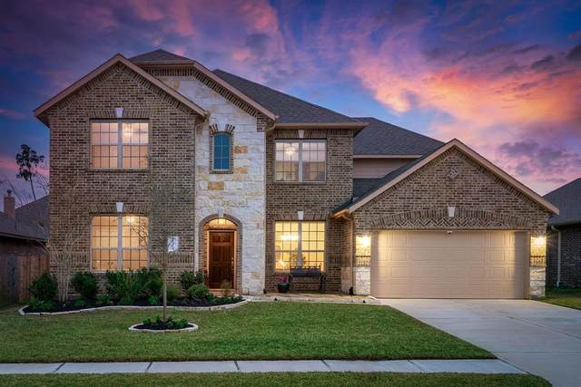 1526 Jacobs Forest Drive, Conroe, TX 77384 (MLS #56634934) :: Giorgi Real Estate Group