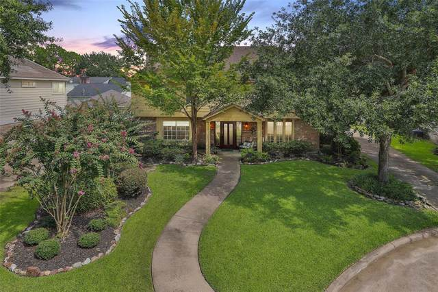 8335 Domer Drive, Spring, TX 77379 (MLS #56654278) :: JL Realty Team at Coldwell Banker, United