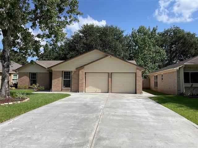 2917 Tarpon Drive, League City, TX 77573 (MLS #56906103) :: The Home Branch