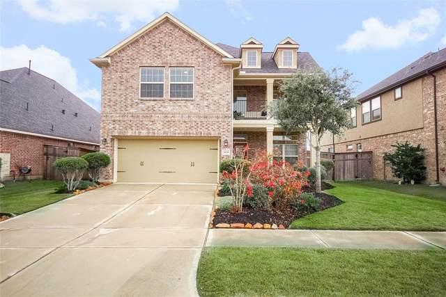 29138 Crystal Rose Lane, Fulshear, TX 77441 (MLS #56935883) :: The Bly Team