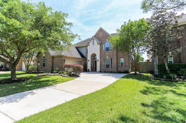 5122 Hidden Brook Lane, League City, TX 77573 (MLS #56946104) :: Texas Home Shop Realty