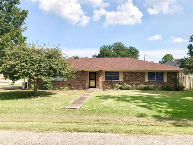 168 Pecan, Van Vleck, TX 77482 (MLS #57105804) :: The Jill Smith Team