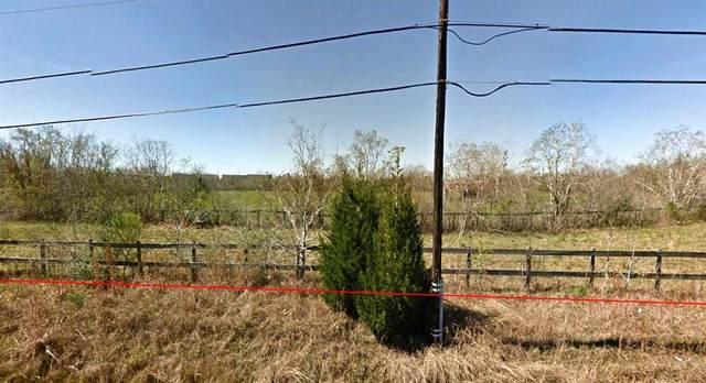 00 Roy- Lot 2 Roads, Pearland, TX 77581 (MLS #5712528) :: Ellison Real Estate Team