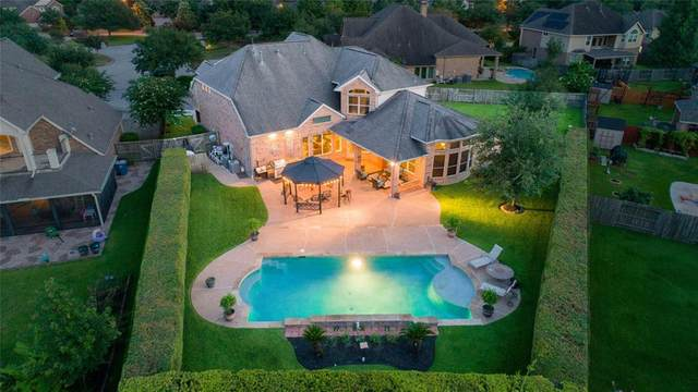 17303 First Bend Court, Cypress, TX 77433 (MLS #57153285) :: The SOLD by George Team