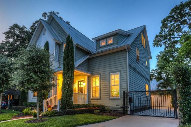 1216 Bomar Street, Houston, TX 77006 (MLS #57157884) :: Texas Home Shop Realty
