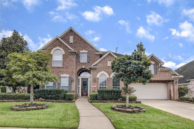 208 Mesquite Falls Lane, Friendswood, TX 77546 (MLS #57317597) :: The Bly Team