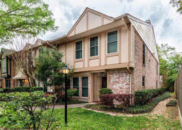 727 Bunker Hill Road #105, Houston, TX 77024 (MLS #57336016) :: Texas Home Shop Realty