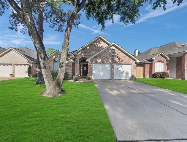 15934 Oak Mountain Drive Drive, Houston, TX 77095 (MLS #57448692) :: Caskey Realty