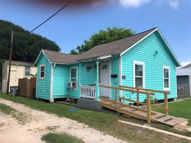 2214 55th Street, Galveston, TX 77551 (MLS #57568872) :: Texas Home Shop Realty