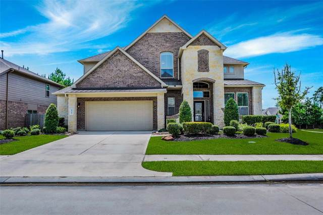 8302 Hibiscus Court, Conroe, TX 77304 (MLS #57757087) :: The SOLD by George Team