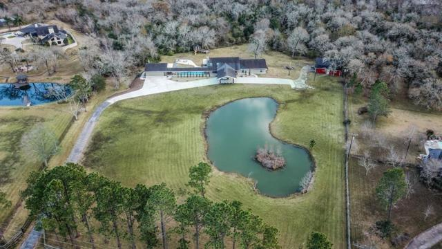 19 Wilderness Trail, Friendswood, TX 77546 (MLS #57760996) :: The SOLD by George Team
