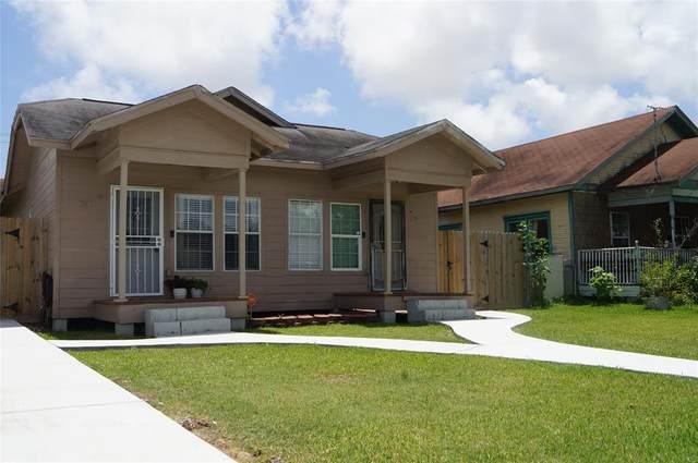 317 W Broad Street, Freeport, TX 77541 (MLS #57780669) :: The Property Guys