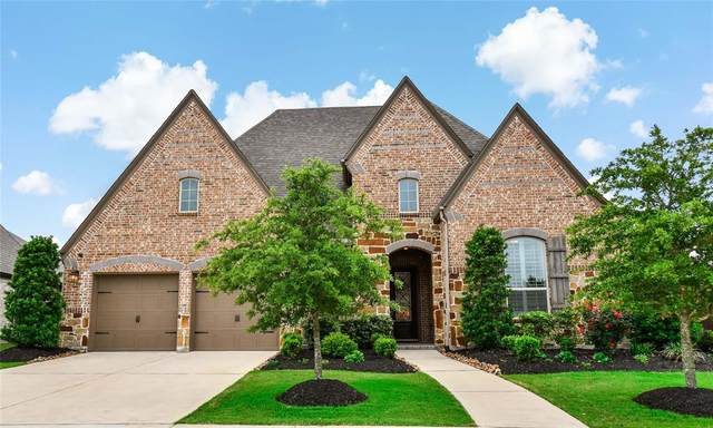 9931 Hubble Drive, Iowa Colony, TX 77583 (MLS #57847130) :: The Queen Team