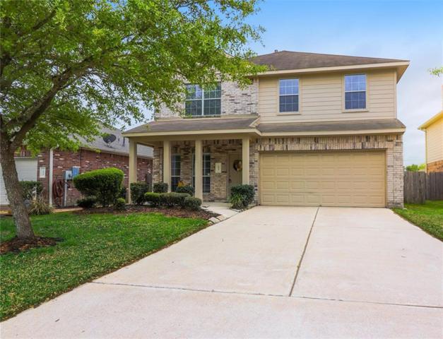 6844 Arbor Hollow Lane, Dickinson, TX 77539 (MLS #57941377) :: Texas Home Shop Realty