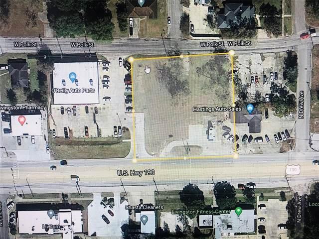 614 W Church Street, Livingston, TX 77351 (MLS #58064877) :: Michele Harmon Team