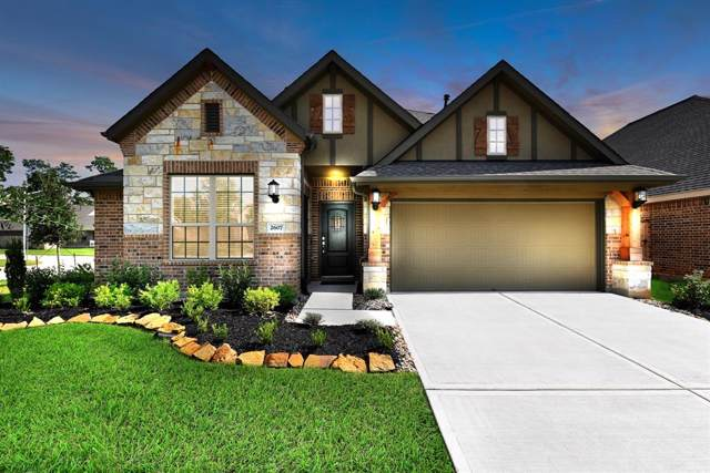 2607 Bright Rock Lane, Conroe, TX 77304 (MLS #58104996) :: Texas Home Shop Realty