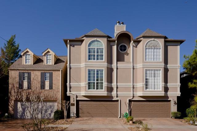 1904 Brun Street A, Houston, TX 77019 (MLS #58332009) :: Texas Home Shop Realty