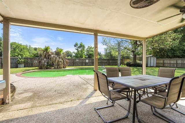 1202 Osborne Drive, Friendswood, TX 77546 (MLS #58385065) :: Rachel Lee Realtor