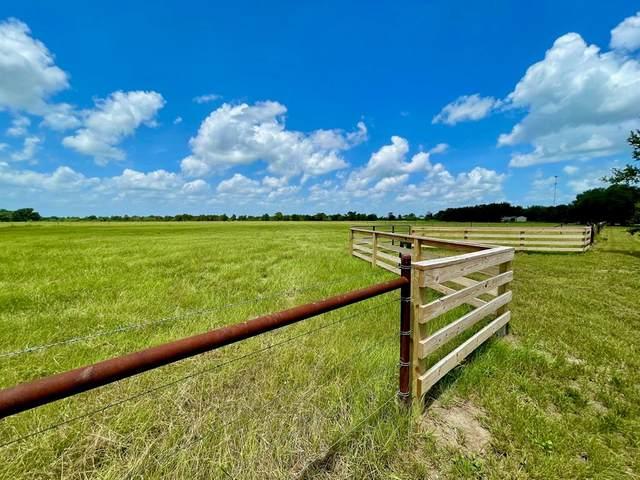 751 Oil Field Road, Bellville, TX 77418 (MLS #58473505) :: The Wendy Sherman Team