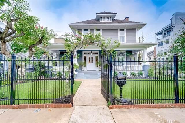 615 Welch Street, Houston, TX 77006 (MLS #5867616) :: Texas Home Shop Realty