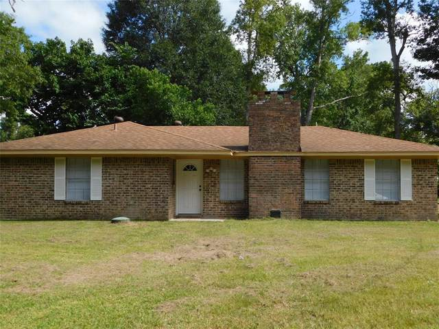 216 Hillbilly Heaven Road, Livingston, TX 77351 (MLS #5879222) :: The Home Branch