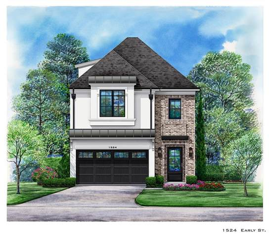 1524 Early Lane, Houston, TX 77055 (MLS #58846827) :: The Bly Team
