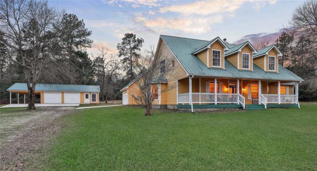 14227 Amber Lane, Montgomery, TX 77316 (MLS #58863028) :: Texas Home Shop Realty