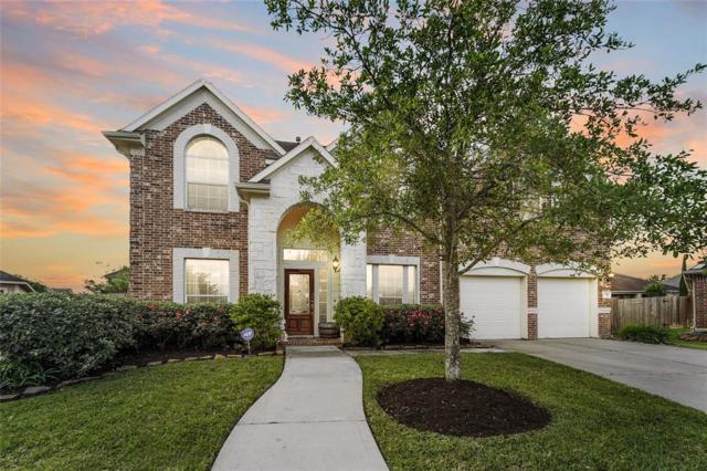 7410 Norwood Point Court, Richmond, TX 77407 (MLS #58919689) :: The SOLD by George Team