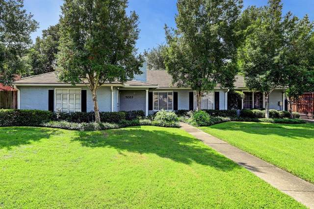 5033 Longmont Drive, Houston, TX 77056 (MLS #58974837) :: Caskey Realty