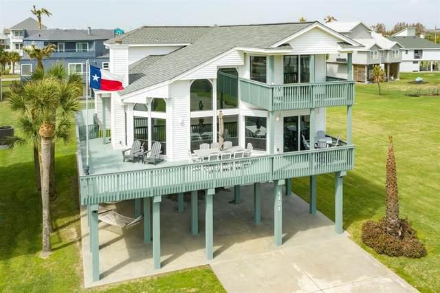 4131 Pelican Lane, Galveston, TX 77554 (MLS #58987096) :: The Home Branch