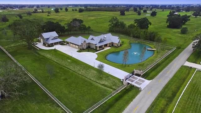 16411 Tankersley Drive, Rosharon, TX 77583 (MLS #59150620) :: My BCS Home Real Estate Group