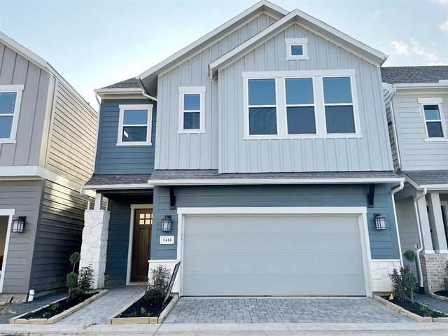 1411 Biondo Way, Houston, TX 77008 (MLS #59232929) :: Homemax Properties
