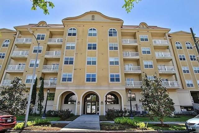 2203 Dorrington Street #404, Houston, TX 77030 (MLS #5944009) :: The SOLD by George Team