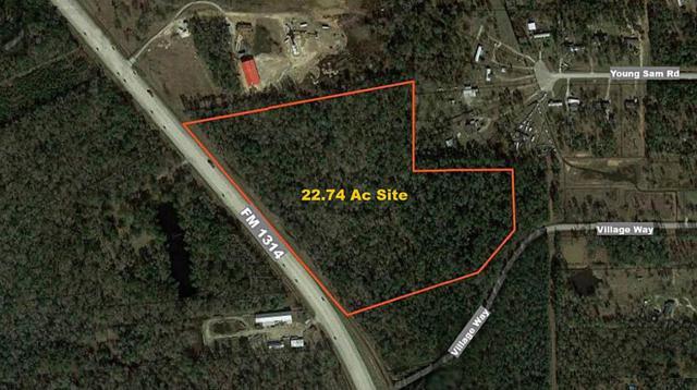 0 Fm 1314, Conroe, TX 77302 (MLS #59515286) :: Magnolia Realty