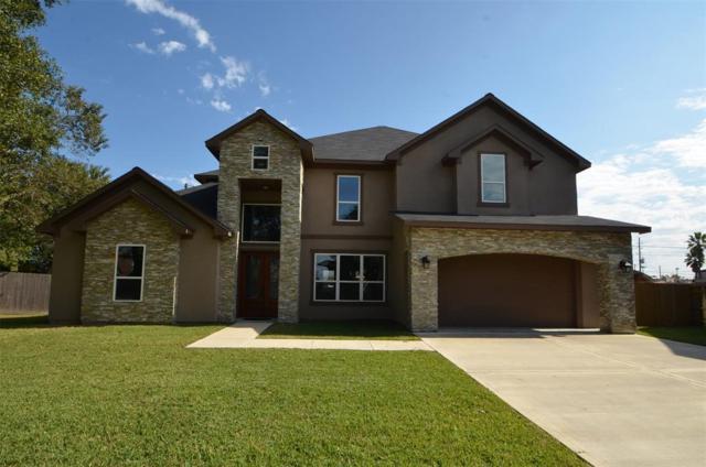 8807 Sedgemoor Drive, Tomball, TX 77375 (MLS #59527660) :: The Sansone Group