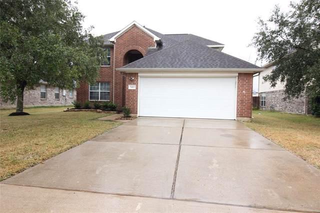 5412 Balmorhea Drive, Pearland, TX 77584 (MLS #59603489) :: The Jennifer Wauhob Team