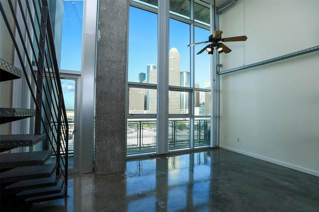 2000 Bagby Street #13414, Houston, TX 77002 (MLS #59613570) :: My BCS Home Real Estate Group