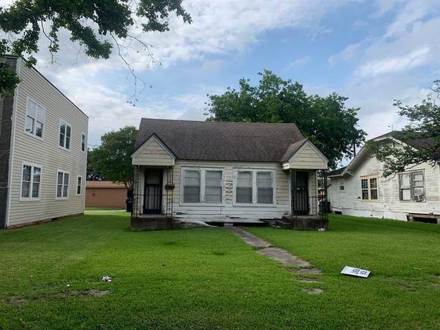105 Bedford Street, Houston, TX 77012 (MLS #59980591) :: The SOLD by George Team