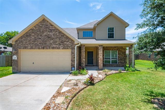 12437 Ridgecrest Drive, Willis, TX 77318 (MLS #61246734) :: The Home Branch