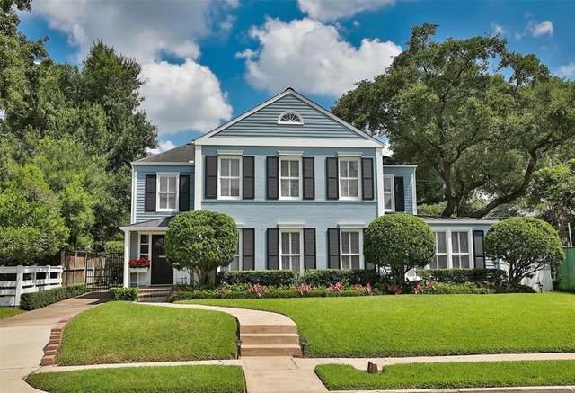 3612 Overbrook Lane, Houston, TX 77027 (MLS #61412759) :: Parodi Group Real Estate