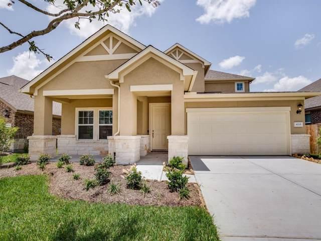 8715 Arch Rock Drive, Cypress, TX 77433 (MLS #61528402) :: The Jill Smith Team