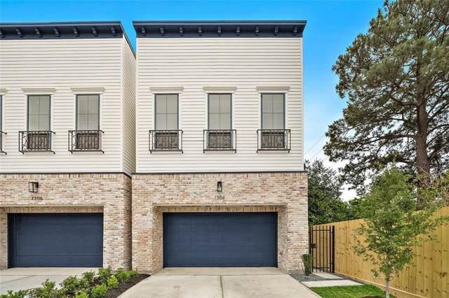 1429 Alexander Street, Houston, TX 77008 (MLS #61584185) :: Caskey Realty