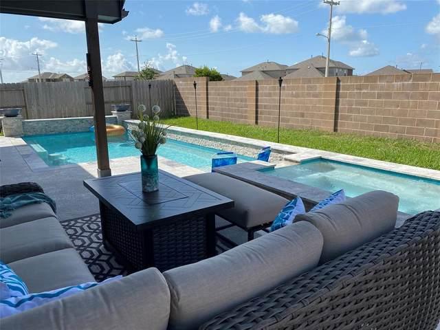 12613 Beacon Cove Drive, Texas City, TX 77568 (#61586179) :: ORO Realty