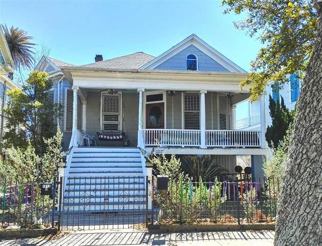 1213 Broadway Street, Galveston, TX 77550 (MLS #61593162) :: Texas Home Shop Realty