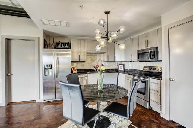 2205 Mckinney Street #409, Houston, TX 77003 (MLS #61701919) :: The SOLD by George Team