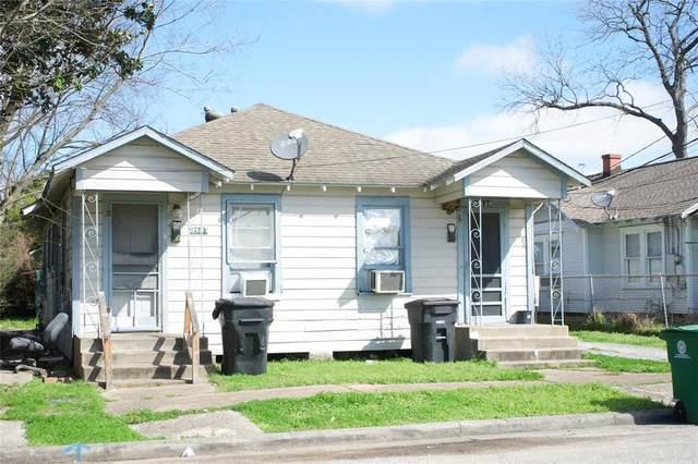 3409 Dennis Street, Houston, TX 77004 (MLS #61738541) :: Ellison Real Estate Team