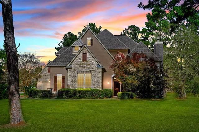 11393 Lake Oak Drive, Montgomery, TX 77356 (MLS #61746918) :: The Home Branch